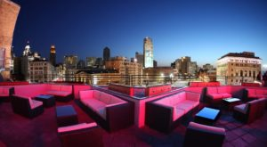These 9 Rooftop Bars Have Sensational Views Of Detroit