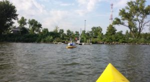 Most People Don't Know There's a Kayak Park Hiding In New Jersey