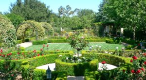 The Most Magnificent Garden In Southern California That You Never Even Knew Existed