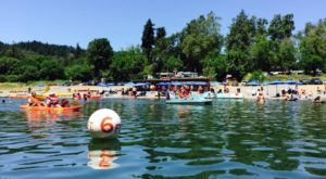 The Natural Waterpark In Northern California That's The Perfect Place To Spend A Summer's Day