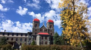 There's A Monastery Hidden On The Prairie In Idaho And You'll Want To Visit