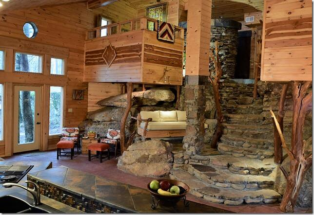 The Longbow Resort Cabins May Be The Most Enchanting