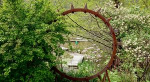 Explore This Whimsical Art Garden In Connecticut That's Unlike Any Other