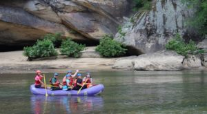 This White Water Adventure In Kentucky Is An Outdoor Lover's Dream