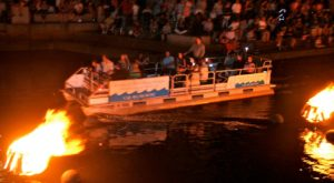Experience Rhode Island's WaterFire Like Never Before On This Unique Boat Tour