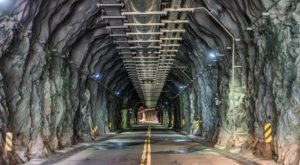 Most People Don't Know About These Massive Tunnels Deep Below The Mountains Of South Carolina