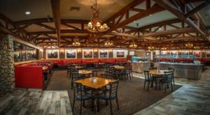 Eat Endless Prime Rib At This Rustic Restaurant In Nevada
