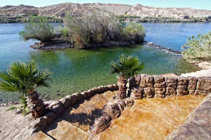 Colorado River Oasis Is A Campsite Like No Other In