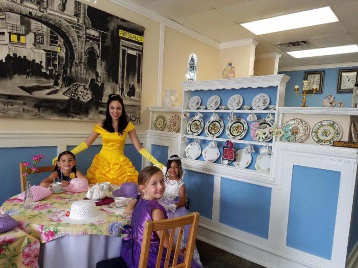 Facebook Tea Room Celebration Fl