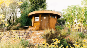 Spend The Night In This Little Hobbit House In Northern California For A Magical Escape From Reality
