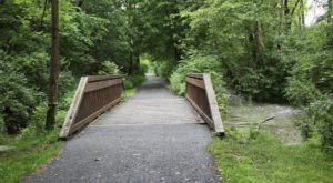 Follow This Abandoned Railroad Trail For One Of The Most Unique Hikes In Pennsylvania