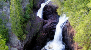 Your Kids Will Love This Easy 2-Mile Waterfall Hike Right Here In Minnesota