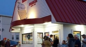 This Beloved Maine Ice Cream Shop Was Voted Best Soft Serve In The State