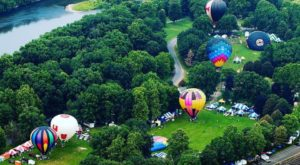 There's Nothing Better Than This Unique Balloon Festival In New York