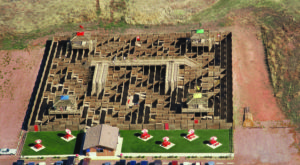 You'll Want To Get Lost At This Life Sized Maze In South Dakota