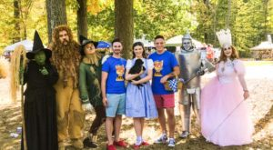 The Magical Wizard Of Oz Themed Festival In Ohio You Don't Want To Miss