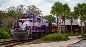 This One Of A Kind Pizza Train In Florida Is Oodles Of Fun