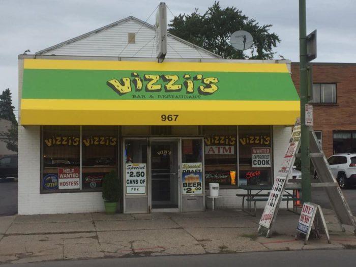 2 Vizzi S Restaurant 967 Kenmore Ave