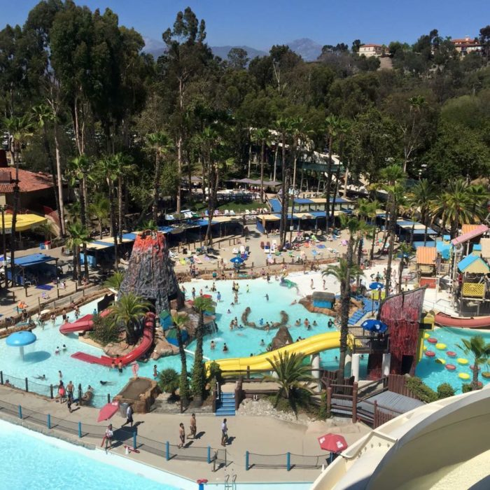 Raging Rapids Xtreme Inflatable Water Slide: Raging Waters In Southern California Will Be Your New