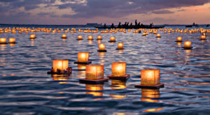 The Water Lantern Festival In Ohio That's A Night Of Pure Magic