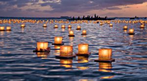 The Water Lantern Festival In Nevada That's A Night Of Pure Magic