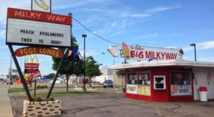 This Old Fashioned Drive-In Ice Cream Shop In South Dakota Is Unforgettable