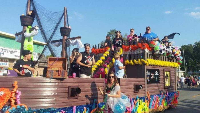 Cheeseburger In Caseville Is Quirkiest Summer Festival In Michigan