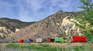 This Utah Train Is A Hotel Room On Wheels And You Have To Check It Out