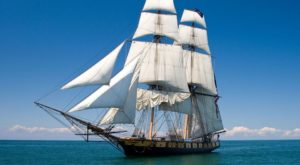 You Won't Want To Miss This Incredible Festival Of Ships Near Cleveland