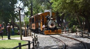 There's A Little-Known, Fascinating Train Park In Southern California And You'll Want To Visit