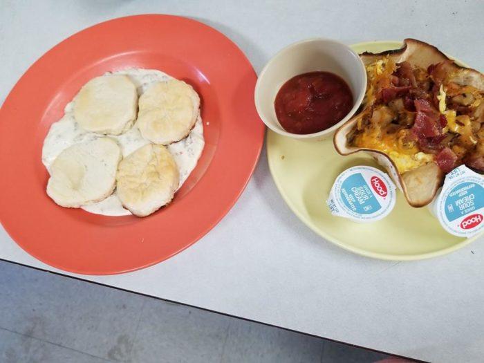Gramma Restaurant Lunch Menu