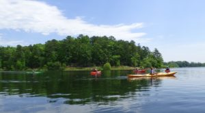 Take This Incredible Paddle Trail In Arkansas For An Unforgettable Summer Adventure