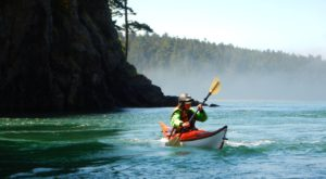 This Breathtaking Kayak Tour In Washington Will Make Your Summer Complete