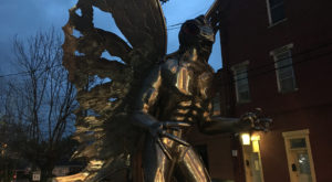 The Mothman Mystery In West Virginia Still Baffles People Today