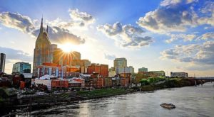 See The Nashville Skyline Like Never Before Aboard This Unique Boat Tour