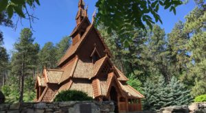 This Hidden Chapel In South Dakota Is A Work Of Art