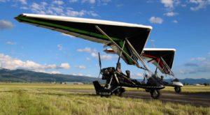 The Incredible Hang Gliding Adventure In Idaho That Almost Anyone Can Experience