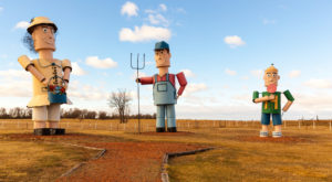 The Mysterious North Dakota Road You Absolutely Must Drive At Least Once