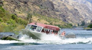 Take A Boat Tour Through The Deepest River Gorge In North America Right Here In Idaho