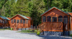 7 Campgrounds In Maryland Perfect For Those Who Hate Camping