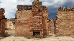 Most People Don't Know About This Ancient Pueblo Ghost Town Hiding In Arizona