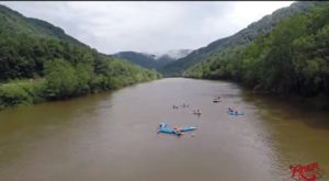 Don't Let Summer Slip Away Without Taking A Trip Down This Beautiful River In West Virginia