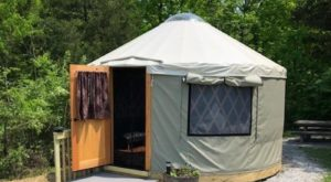 The New Glamping Experience In Kentucky That's The Perfect Summer Escape