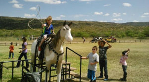 The Adventure Ranch In Arizona That's Perfect For A Family Day Trip