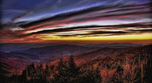 Take An Unforgettable Drive To The Top Of Tennessee's Highest Mountain