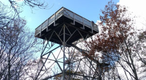 The Incredible Fire Tower Hike That Will Give You Unparalleled Views Of North Carolina