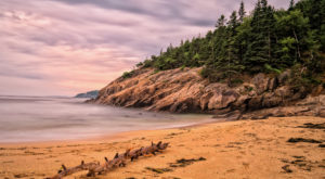 The Natural Beach In Maine That Feels Like Your Own Private Island