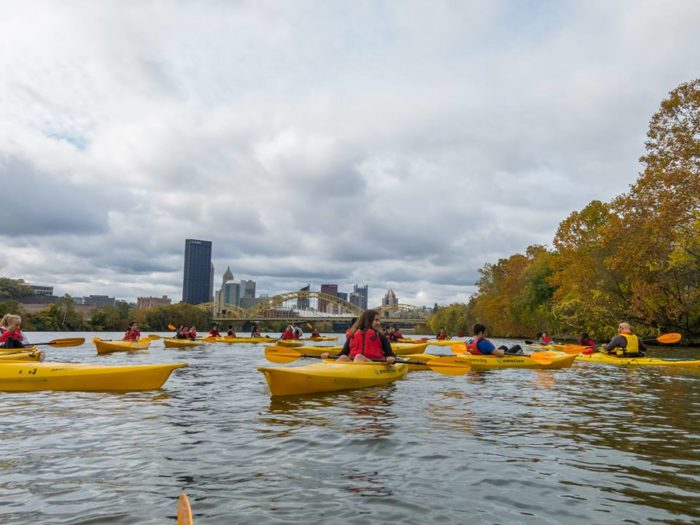 8 Little Adventures You Never Knew You Could Have In Pittsburgh