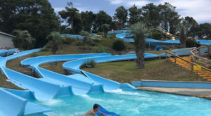 The Good Old Fashioned North Carolina Waterpark That Will Make Your Summer Complete