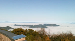 Take An Unforgettable Drive To The Top Of Georgia's Highest Natural Point